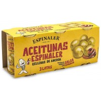 OLIVES ESPINALER PACK DE 3...