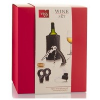 VACU VIN SET OF BASIC WINE