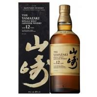 Yamazaki Single Malt 12 Anys