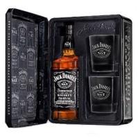 Jack Daniel's Lata + 2 Vasos