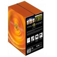 BOX PADRO BLANC 5L.