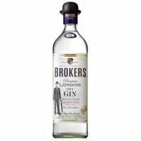 GIN BROKER'S 40º 0,70 L.