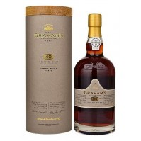GRAHAM'S TAWNY PORT 40 YEARS