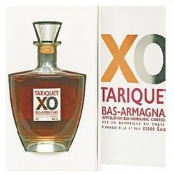 TARIQUET XO DECANTER 40º 0,70 L.