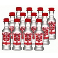 Smirnoff Mini Pack de 12 - Pet