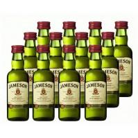 Whisky Jameson Pack de 12 - Vidre