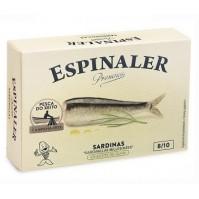 "Sardines ""sardinetes"" Espinaler amb Oli d'Oliva ""Xeito"" 8/10"