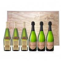 Juvé y Camps Caja Variada - 6 Botellas