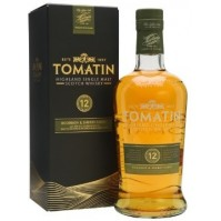 Tomatin 12 Years 1L.