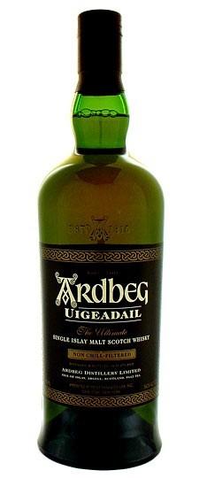 WHISKY ARDBEG UIGEADAIL 54,2º 70 CL