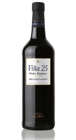 VIÑA 25 PEDRO XIMÉNEZ