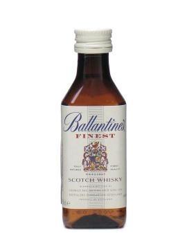 MINIATURA BALLANTINE'S 40º