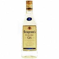 GIN SEAGRAM'S 40º 0,70 L.