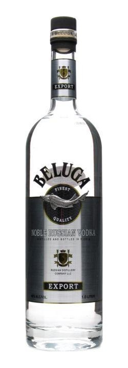 VODKA BELUGA 40º