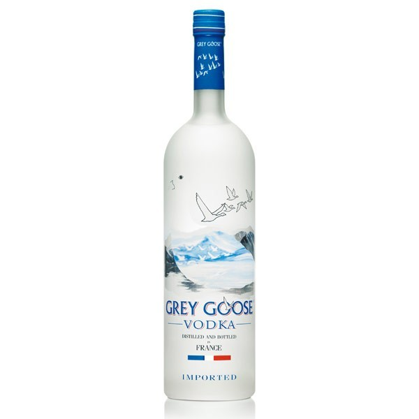 VODKA GREY GOOSE 1L.
