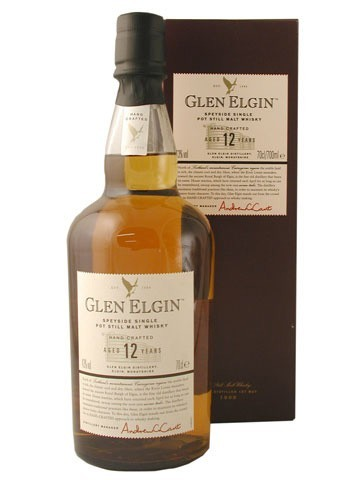 GLEN ELGIN 12 ANYS