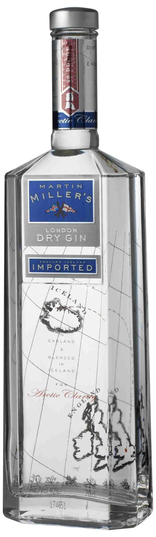 GIN MARTIN MILLER'S 40º