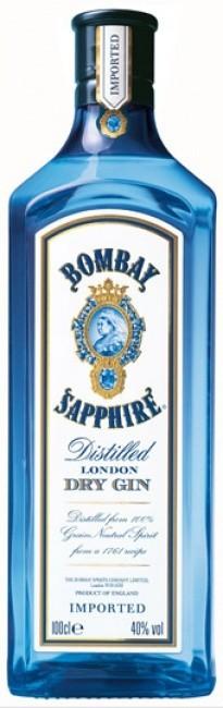BOMBAY SAPPHIRE - T.R. 100Cl