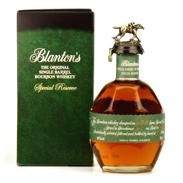 BLANTON'S SPECIAL RESERVE GREEN EDITION