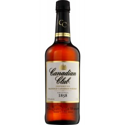 CANADIAN CLUB 6 ANYS 1L.