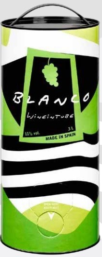 WINE IN TUBE VERDEJO