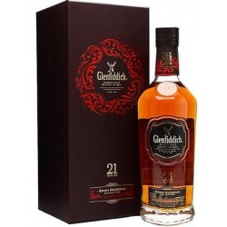 GLENFIDDICH 21 ANYS CUBAN RUM FINISH