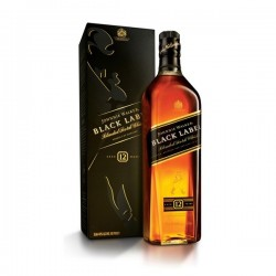 JOHNNIE WALKER BLACK LABEL 40º