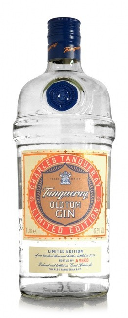 TANQUERAY OLD TOM 1L.