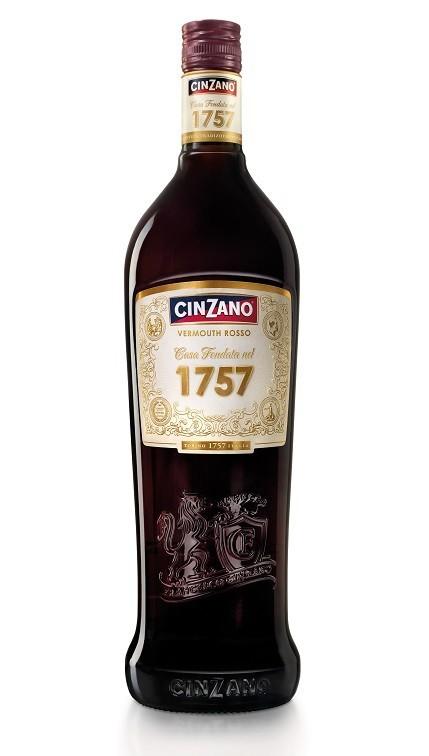 CINZANO ROSSO 1757 PREMIUM 1L.