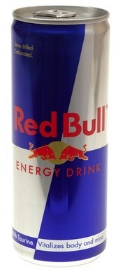 RED BULL 25Cl.