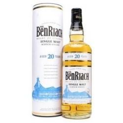 THE BENRIACH 20 AÑOS
