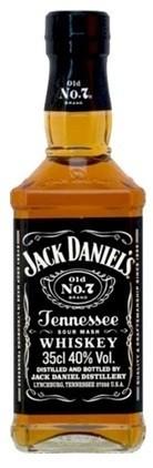 JACK DANIEL'S 35CL.