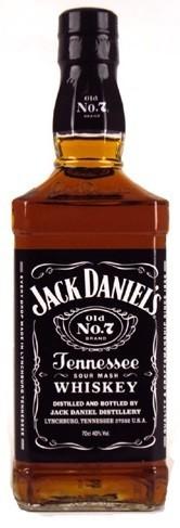 JACK DANIEL'S 70CL.