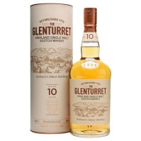 GLENTURRET 10 YEARS