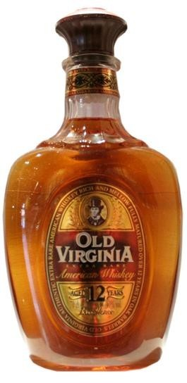 OLD VIRGINIA 12 AÑOS
