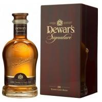 DEWAR'S BLEND SIGNATURE