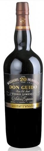 DON GUIDO SOLERA ESPECIAL 20 AÑOS