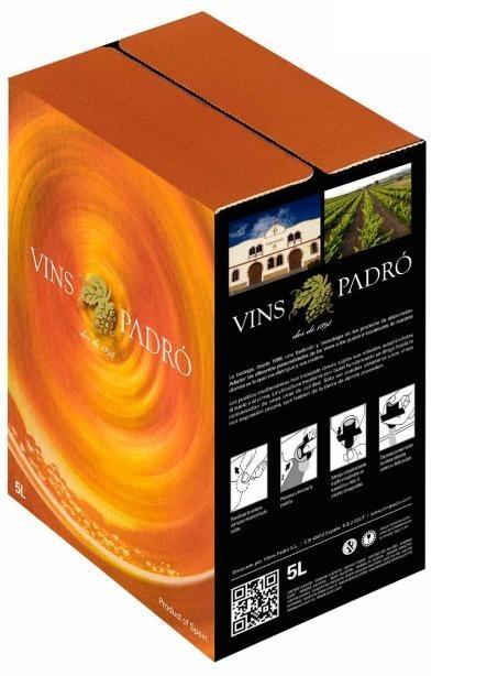 BOX PADRO NEGRE 5L.