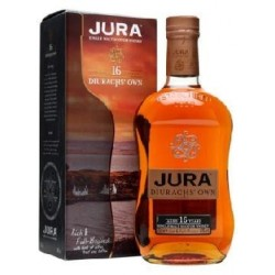 ISLE OF JURA DIURACHS 16 YEARS 20Cl.