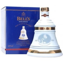 "BELL'S DECANTER 2001 ""ALEXANDER GRAHAM BELL"""