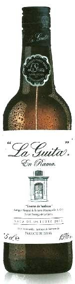 LA GUITA EN RAMA 37,5Cl.