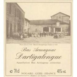 ARMAGNAC DARTIGALONGUE 1987