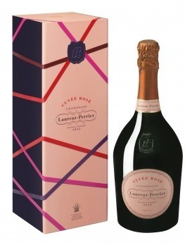 LAURENT PERRIER CUVÉE ROSE BRUT ESTUCHE