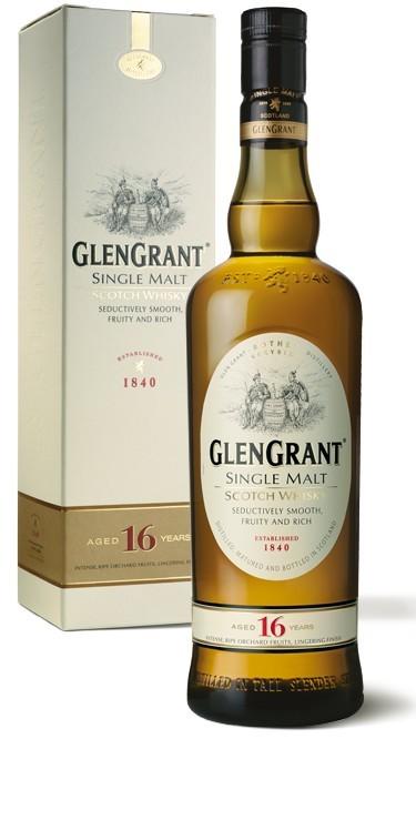 GLEN GRANT 16 ANYS