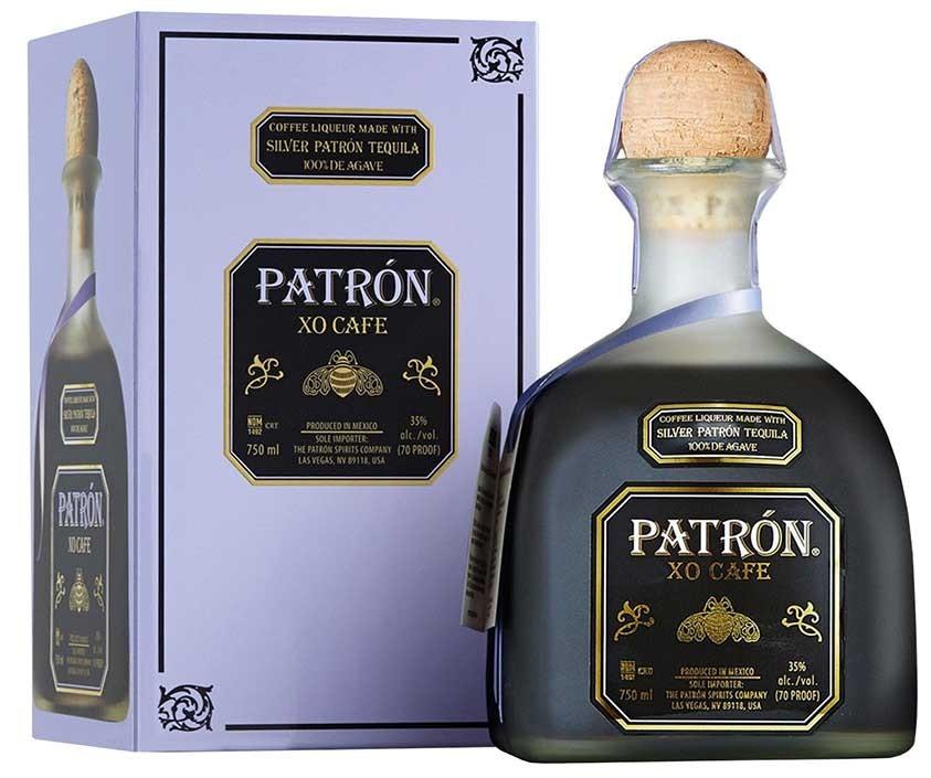 PATRÓN CAFE X.O.