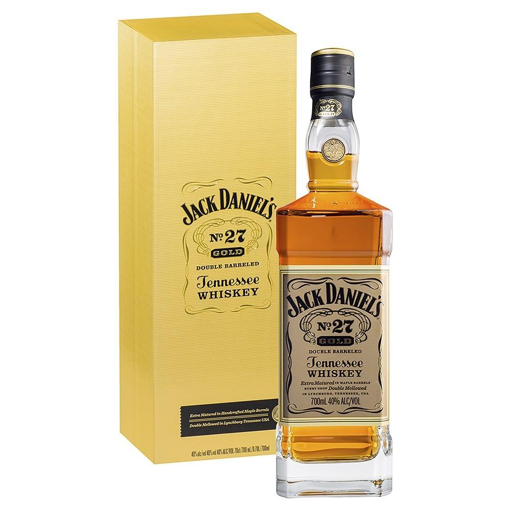 JACK DANIEL'S GOLD Nº27