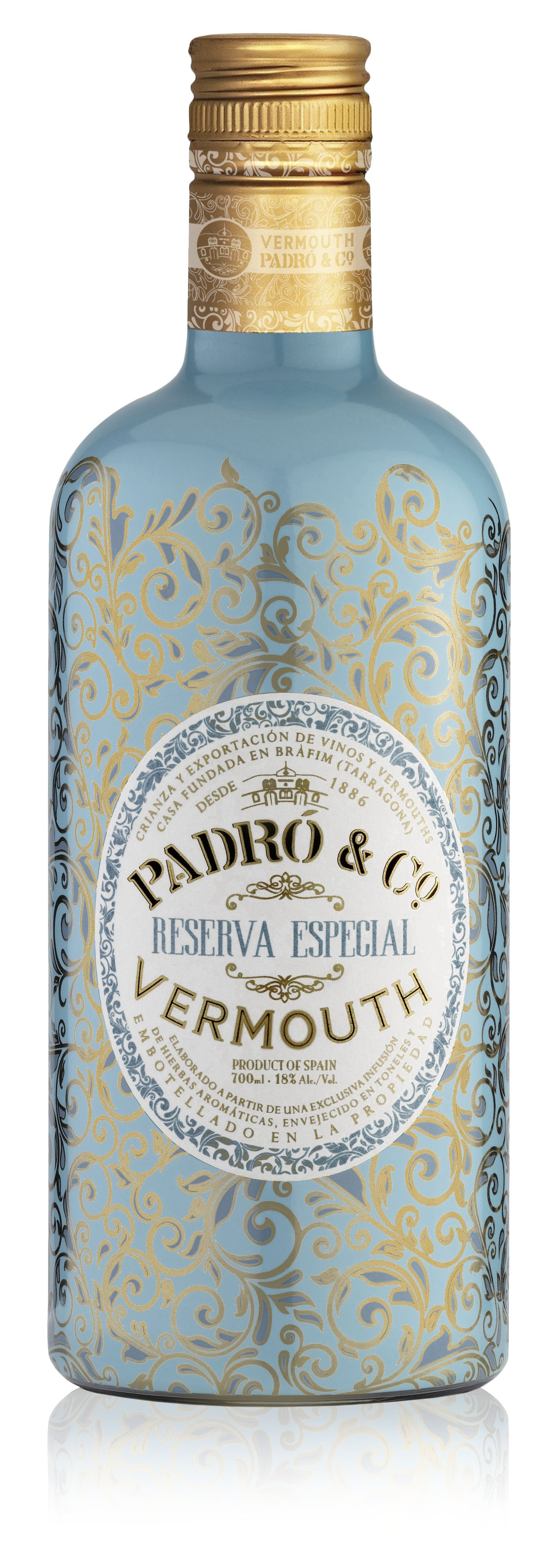VERMOUTH PADRÓ RED RESERVA ESPECIAL