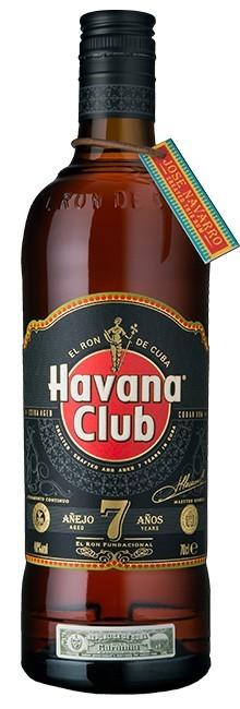 HAVANA CLUB 7 YEARS