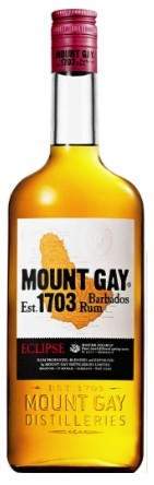 MOUNT GAY ECLIPSE 1L.