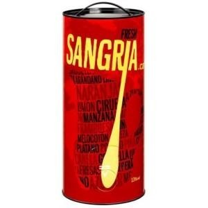 WINE IN TUBE SANGRIA 3L.